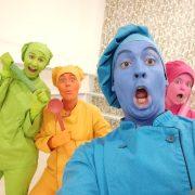 Chefes Coloridos