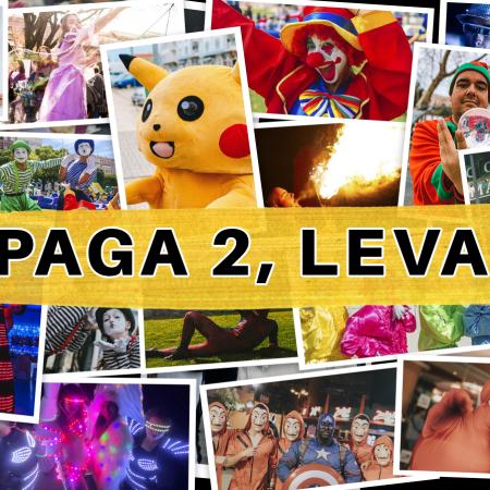 Paga 2, Leva 3
